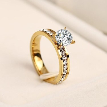 Cute Womens Ring Jewelry Ideas For Valentines Day17