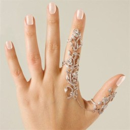 Cute Womens Ring Jewelry Ideas For Valentines Day18