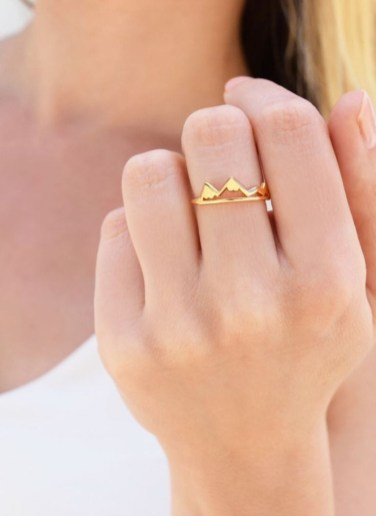 Cute Womens Ring Jewelry Ideas For Valentines Day20