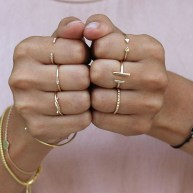 Cute Womens Ring Jewelry Ideas For Valentines Day30