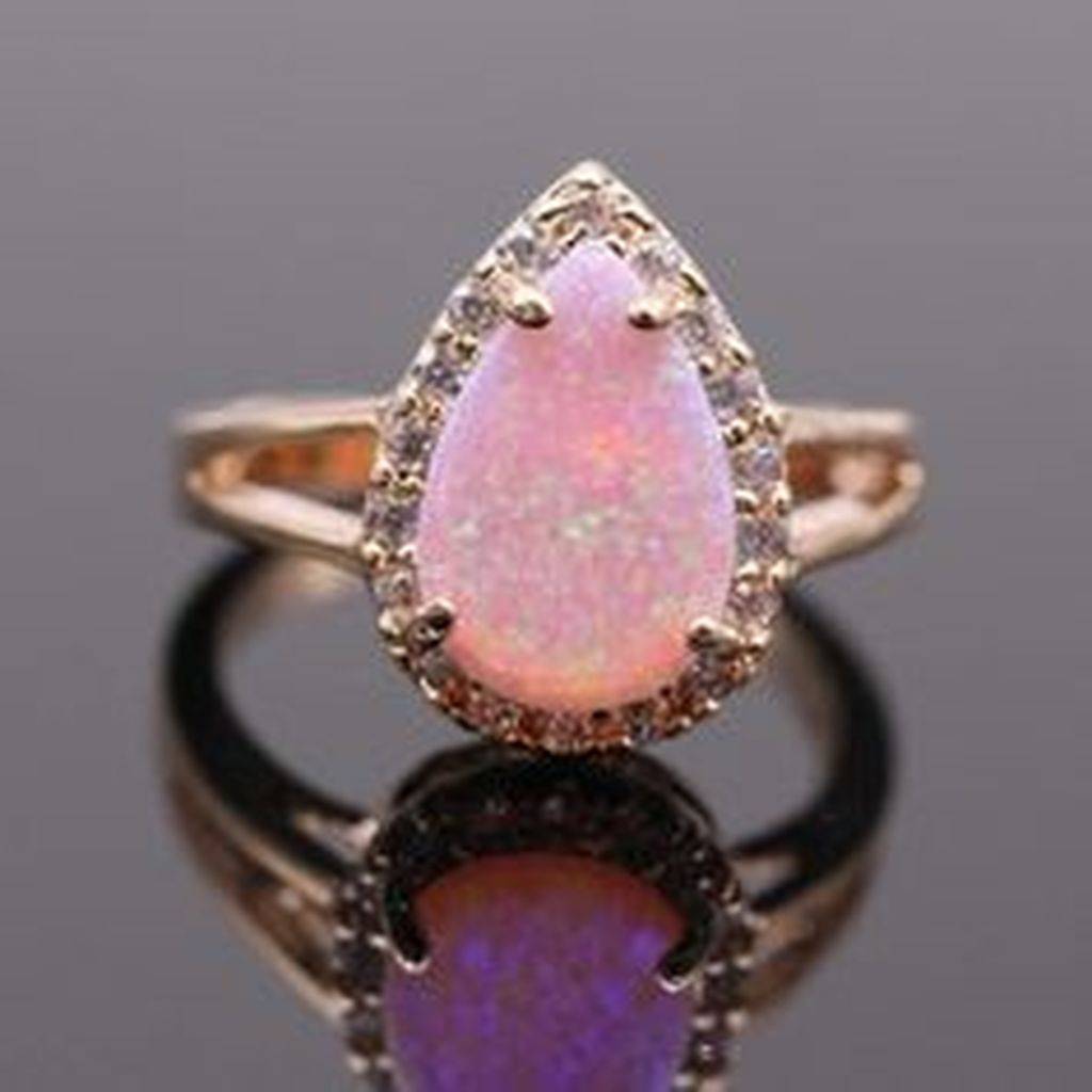 Cute Womens Ring Jewelry Ideas For Valentines Day37