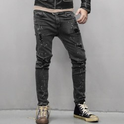Flawless Men Black Jeans Ideas For Fall02
