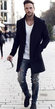 Flawless Men Black Jeans Ideas For Fall18