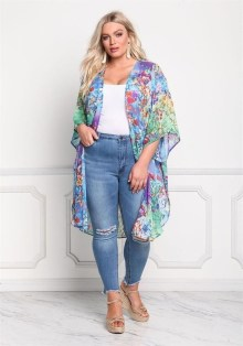 Glamour Summer Fashion Trends Ideas For Plus Size13