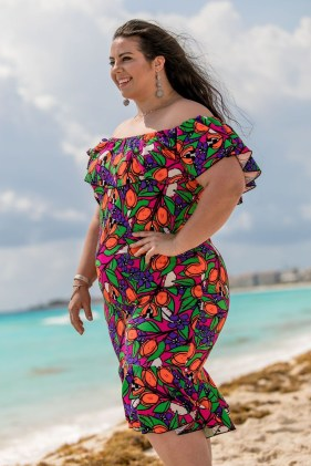 Glamour Summer Fashion Trends Ideas For Plus Size35