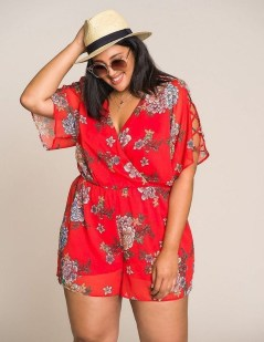 Glamour Summer Fashion Trends Ideas For Plus Size40