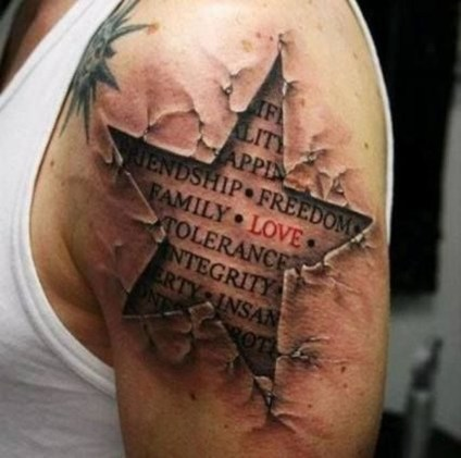 Gorgeous Arm Tattoo Design Ideas For Men That Looks Cool41