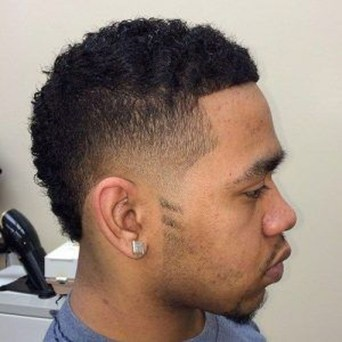 Hottest Black Hair Style Ideas For Men To Make You Cool18