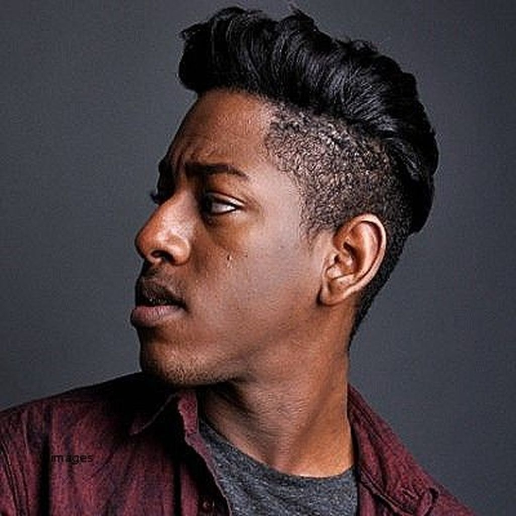 Hottest Black Hair Style Ideas For Men To Make You Cool20
