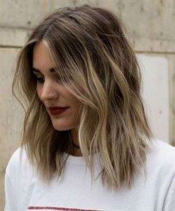Hottest Bob And Lob Hairstyles Ideas For You24