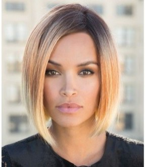 Hottest Bob And Lob Hairstyles Ideas For You28