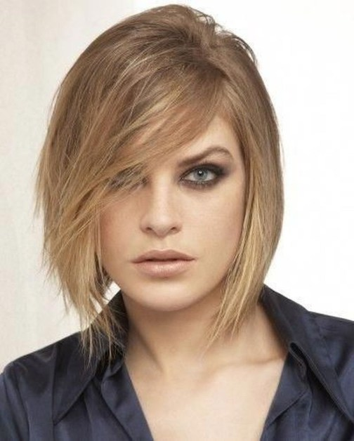 Hottest Bob And Lob Hairstyles Ideas For You38