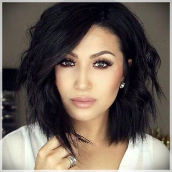 Hottest Bob And Lob Hairstyles Ideas For You40