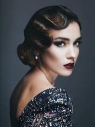 Latest Gatsby Hairstyles Ideas For Short Hair28