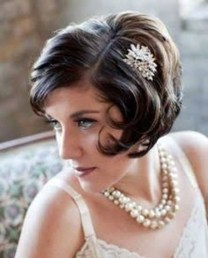 Latest Gatsby Hairstyles Ideas For Short Hair37