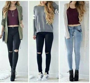 Marvelous Back To School Outfits Ideas For Women19