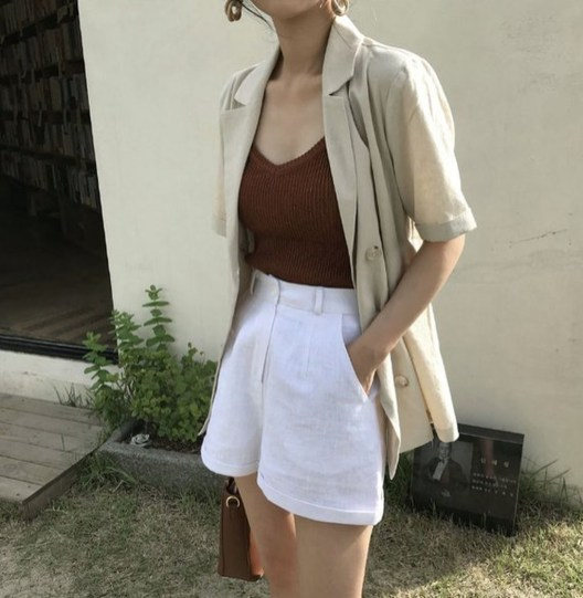 Modern Summer Outfits Ideas That You Can Try Nowadays46