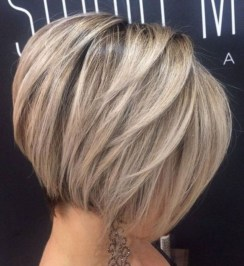 Newest Blonde Short Hair Styles Ideas For Females 201904