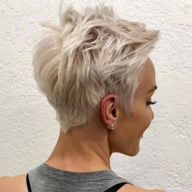 Newest Blonde Short Hair Styles Ideas For Females 201918