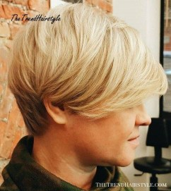 Newest Blonde Short Hair Styles Ideas For Females 201922