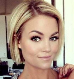 Newest Blonde Short Hair Styles Ideas For Females 201929