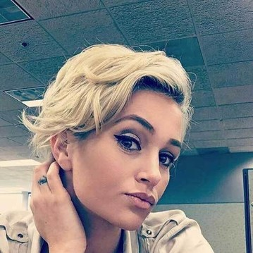Newest Blonde Short Hair Styles Ideas For Females 201932