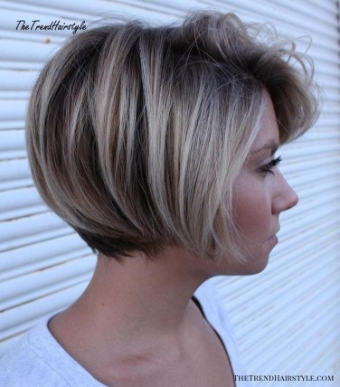 Newest Blonde Short Hair Styles Ideas For Females 201934