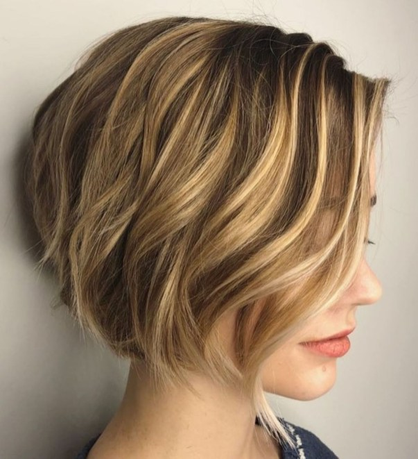 Newest Blonde Short Hair Styles Ideas For Females 201939