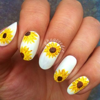 Popular Nail Art Designs Ideas For Summer 201923
