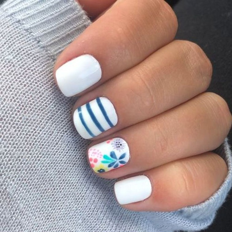 Popular Nail Art Designs Ideas For Summer 201926