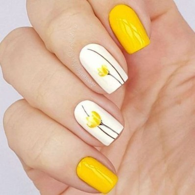 Popular Nail Art Designs Ideas For Summer 201936