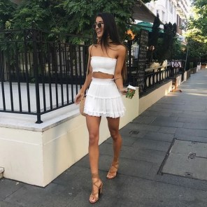 Pretty Summer Outfits Ideas That You Must Try Nowaday14
