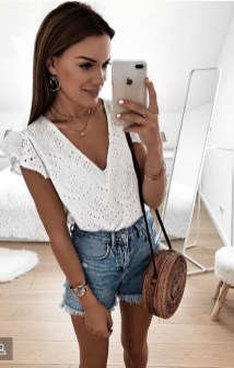 Pretty Summer Outfits Ideas That You Must Try Nowaday44