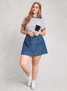 Trendy Plus Sized Style Ideas For Women07