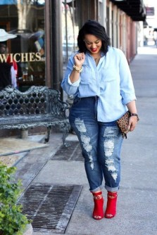 Trendy Plus Sized Style Ideas For Women29