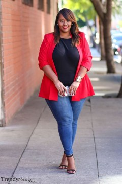 Trendy Plus Sized Style Ideas For Women40