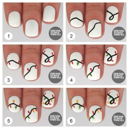 Astonishing Nail Art Tutorials Ideas Just For You32