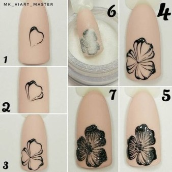 Astonishing Nail Art Tutorials Ideas Just For You40