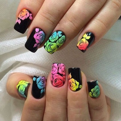 Astonishing Nail Art Tutorials Ideas Just For You43