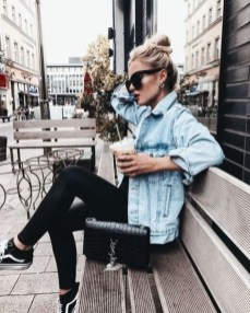 Attractive Sneakers Outfit Ideas For Fall And Winter01