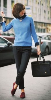 Attractive Spring And Summer Business Outfit Ideas For Women06