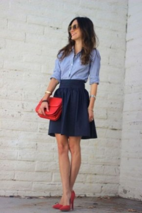 Attractive Spring And Summer Business Outfit Ideas For Women26