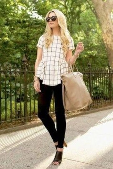 Attractive Spring And Summer Business Outfit Ideas For Women46