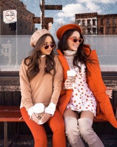 Charming Outfit Ideas That Perfect For Fall To Try37