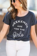 Comfy Tops Ideas That Are Worth For Girls15
