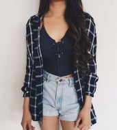 Comfy Tops Ideas That Are Worth For Girls29