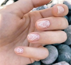 Cozy Aztec Nail Art Designs Ideas You Will Love To Copy12