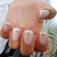 Cute French Manicure Designs Ideas To Try This Season30