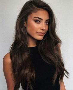 Elegant Brunette Hairstyles Ideas For Lovely Women22