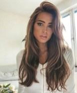 Elegant Brunette Hairstyles Ideas For Lovely Women33